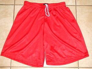 NEW-Men-039-s-YALE-Athletic-Micro-Mesh-Team-Shorts-Football-Wrestling-Colors-amp-Sizes
