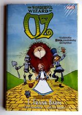 Wonderful Wizard of Oz Marvel Hardcover Graphic Novel Comic Book