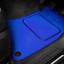Blue SUPER VELOUR Car Floor Mats Set To Fit Rover 75 1999-2005
