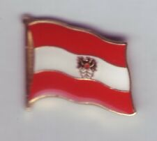 Österreich  Flaggenpin,Anstecker,Flagge,Flag,Pin,Nadel,Austria