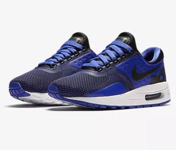 Nike Air Max Zero Essential bleu Trainers