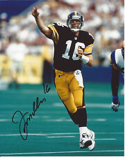 STEELERS JIM MILLER AUTOGRAPHED SIGNED 8x10 W/COA