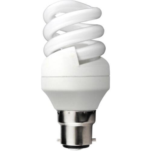Kosnic Branded Économie D/'Énergie CFL 15 W ampoules BC Baïonnette B22 2700K Blanc Chaud