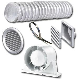 Extractor-Fan-Kit-In-Line-Loft-Mounted-Bathroom-Shower-Wet-Room-Std-or-Timer-4-034
