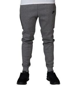 f1cf6fb2141c NEW 805162 091 Men s Nike Sportswear Tech Fleece Joggers !! DARK ...