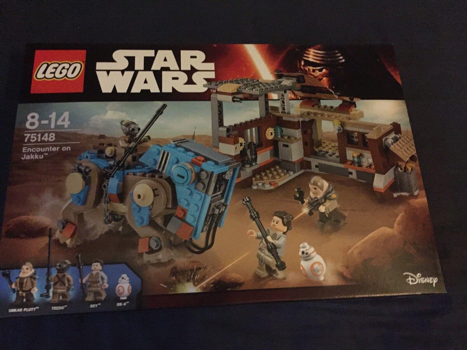 "Lego Star Wars 75148 ""Encounter On On On Jaaku  411326"
