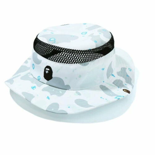A BATHING APE Goods BAPE KIDS SPACE CAMO MESH HAT 2colors From Japan New