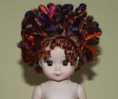 8 Madame Alexander MA Nude Dress Me Bent-Knee Doll Blond