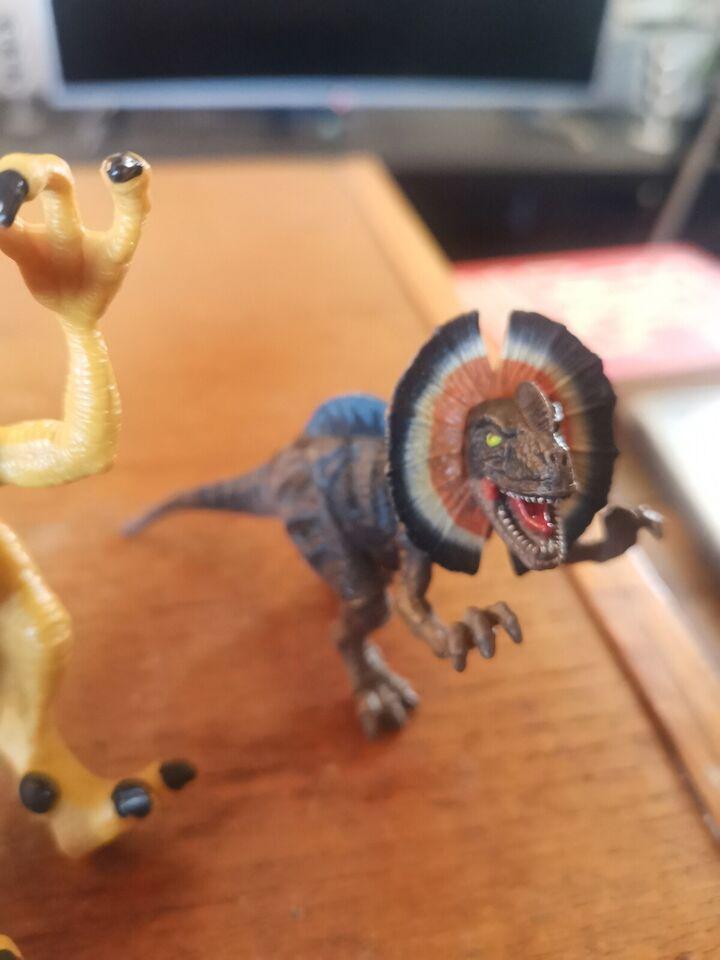 Figurer, Dinosaur Figurer, Chap Mei