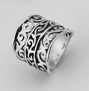New SHABLOOL Israel Ring Handmade 925 Sterling Silver Lady Jewelry Women