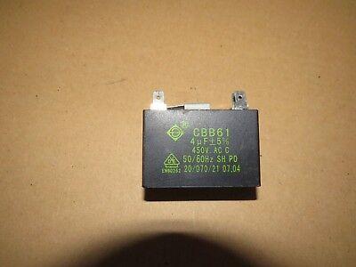 Beru ZK100 0030100100 1350902 Kondensator Zündanlage Silber Condensateur