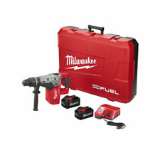 Milwaukee 2717 22hd M18 Fuel 1 916 Sds Max Rotary Hammer Kit With 2 Batteries
