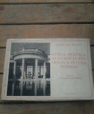 Touring club italiano parte III le stazioni idrominerali 1936