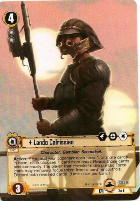 Star Wars LCG Winter 2014 Tournament Emperor/'s Royal Guard X3 Alt Art