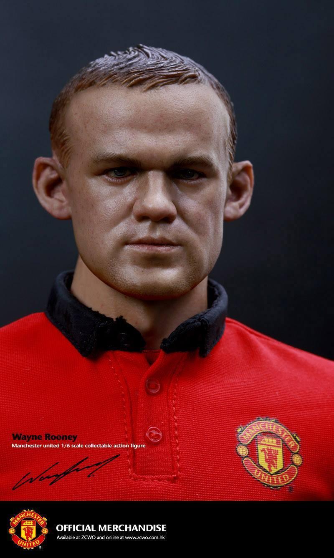 1 6 ZCWO Manchester United-Wayne Rooney