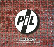 PUBLIC IMAGE LTD. (PiL) - Alife 2009 (Live) 2 CD SET [WR]