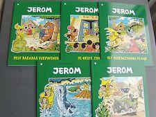 Jerom  delen 1 -40  Uitgave Adhemar 2007-2014