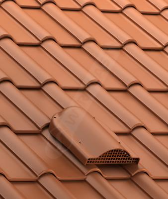 Fürs Dach Baustoffe & Holz Gelernt Flachlüfter Für Röben Monza Plus Dachlüfter Lüfter Entlüfter !!!