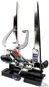 Park-Tool-TS-2-2-Chrome-Pro-Bike-Wheel-Truing-Stand-TSB-2-Tilting-Base-Set