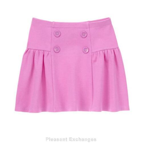 NWT Gymboree 5 6 7 8 POSH /& PLAYFUL Girls 2pc Fashion Designer Sparkle Top Skirt