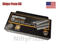 B8 Staples 5000 Per Box Genuine Bostitch Staples Brand New