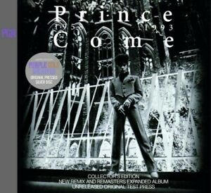Prince-Come-Collector-039-s-Edition-1958-1993-Remix-And-Remasters-Expanded-Album-2CD