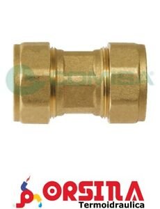 "Raccordo per tubo polietilene zincato Ø 20 1/2 - 25 3/4- 32 1""- 50 1""1/4 - 63 2"""