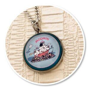 Moomin & Friends charm  necklace (b) Moomins