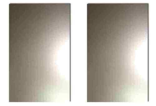 LOT de 2 Plaque mica a decouper  205x130mm micro onde UNIVERSELLE WHIRLPOOL ...