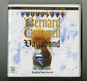 Vagabond-by-Bernard-Cornwell-Unabridged-Audiobook-12CDs