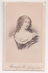 Vintage-CDV-Francoise-Marguerite-Sevigne-Comtesse-de-Grignan-E-Desmaisons-Phot