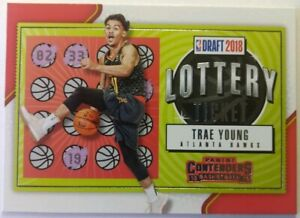 2018-2019-Panini-Contenders-Retail-Lottery-Ticket-Trae-Young-Rookie-RC-5-Hawks