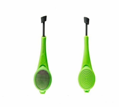 New Teabag Portable Tea Leaf Spice Silicone Tea Green Handheld Strainer Tools