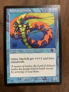 Revised LP x1 Magic the Gathering MTG Lord of Atlantis