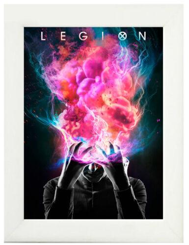 Legion TV Show Poster or Canvas Art Print A3 A4 Sizes