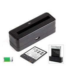 USB External Battery Stand Cradle Charger Holder Desktop Dock for LG V20 DC 4.2v