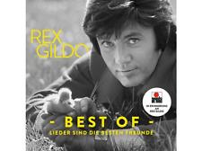 Artikelbild Rex Gildo - Lieder sind die besten Freunde - (CD)