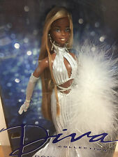Barbie Collectibles DIVA COLLECTION Gone Platinum African American AA Mattel