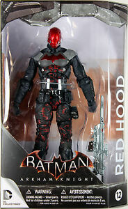DC Collectibles ~ RED HOOD Figurine ~ Batman Arkham Knight//Asile