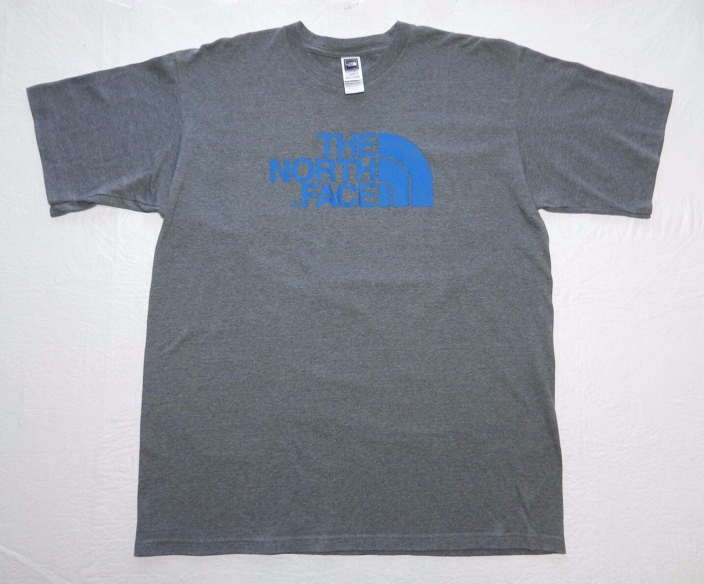 MENS short sleeve cotton T SHIRT = THE NORTH FACE = XL xlarge - ab72