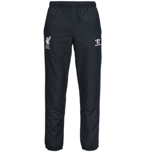 Liverpool FC Warrior Präsentationshose Herren Fussball Trainingshose S - 2XL neu
