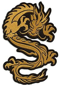 Ecusson-dorsal-thermocollant-patche-dragon-dore-grand-patch-brode