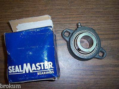 SF23 ALH  SEALMASTER New Ball Bearing Flange Unit FREE SHIPPING