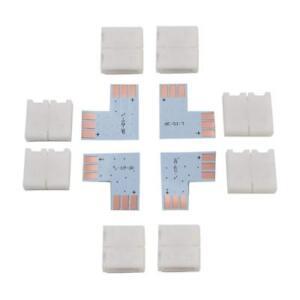 10-X-3pin-connecteur-RGB-angle-droit-sans-soudure-pour-strip-LED-5050-ruban-LED
