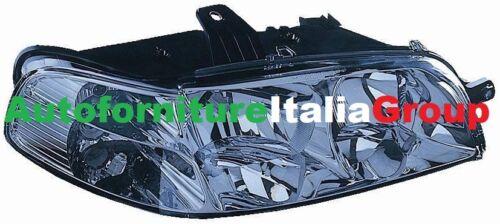 REG FIAT PALIO 02/> 2002/> FARO FANALE PROIETTORE ANTERIORE DX H1 H7 PRED EL
