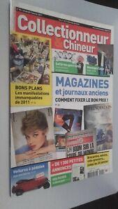 Revista Dibujada Collectionneur Chineur B. Bardot Viernes 7 Janvier 2011 N º 95