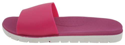 Sandrocks Ladies Two Tone Pool Slide Sandal Flip Flop