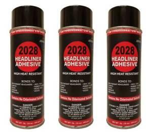 Headliner spray adhesive