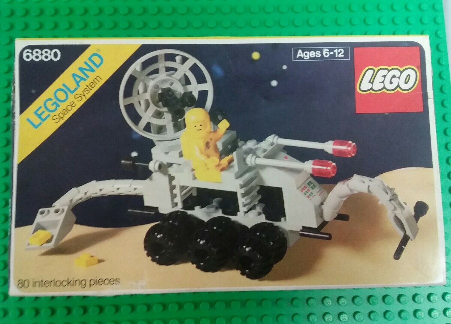*NEW* Lego Classic Space 6880 Retirosso MISB Set Collector x 1
