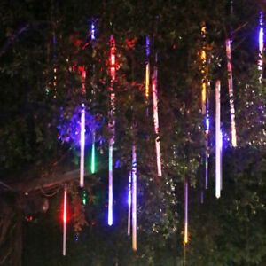 Christmas Lights Icicle Dripping
